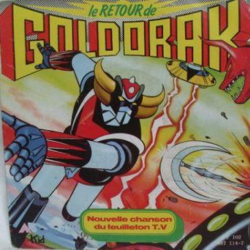 music goldorak